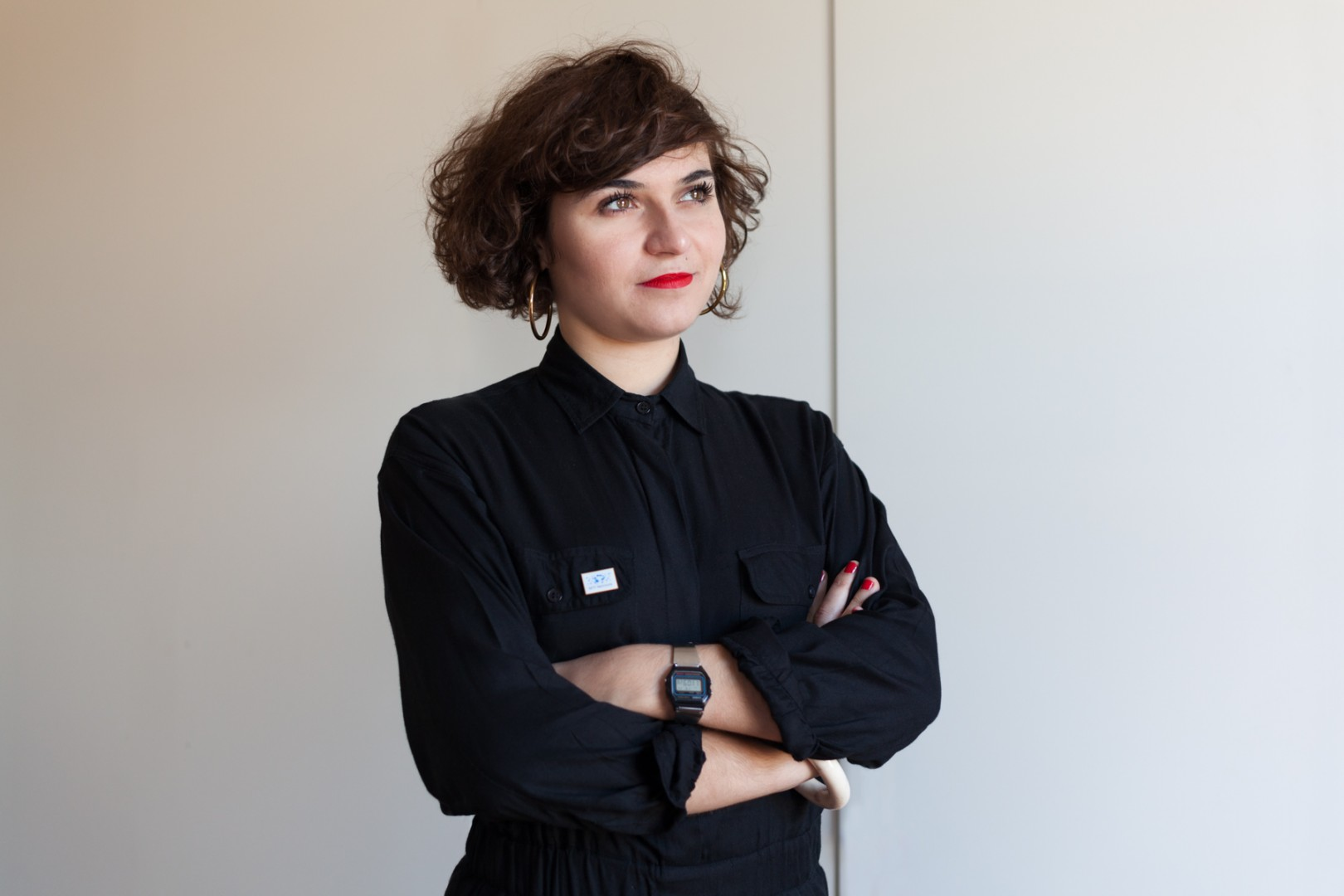 Nelly Ben Hayoun, Photo by Amandine Alessandra